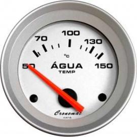 Relógio temperatura água Elétrico 52mm