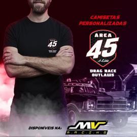 Camiseta Área 45