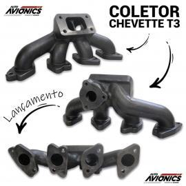 Coletor Avionics GM OHC Chevette